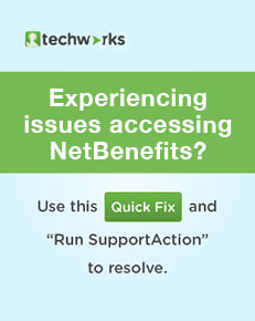 Experiencing issues accessing NetBenefits?